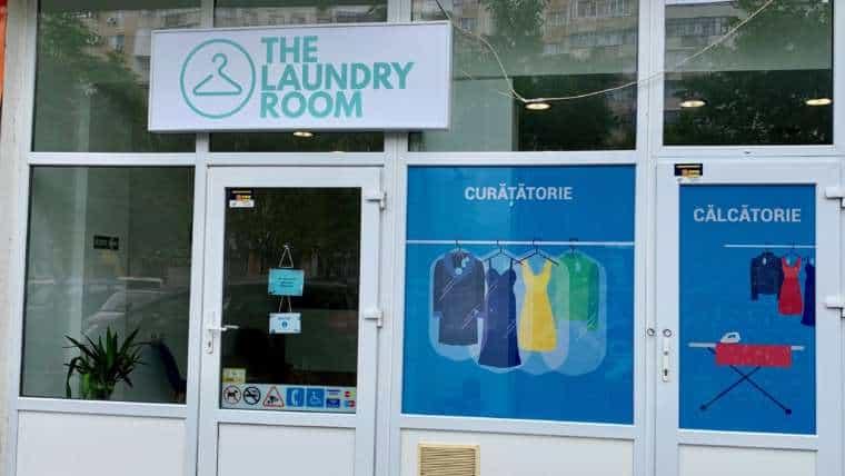 Am Deschis The Laundry Room :) spalatorie sector 4 deschidere curatatorie calcatorie brancoveanu